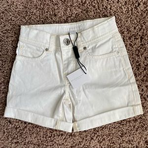 NWT Burberry Girls Shorts size 3
